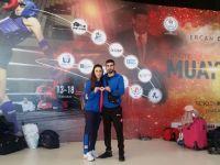 Türkiye şampiyonu olan Beyşehirli milli sporcu gururlandırdı