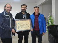 Gümüş ve Turan'dan Alemdar'a ziyaret