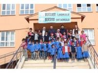 DSİ'den Elazığlı öğrencilere yardım