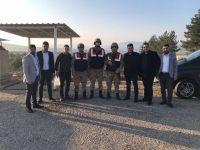 Seydişehir Ak Gençlik Hatay Sınırında