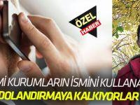 Konya'da resmi kurumların adını kullanarak dolandırıcılık iddiası!