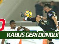Kabus geri döndü: Akhisarspor: 3- Atiker Konyaspor : 0