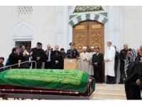 ABD'de öldürülen Müslüman polis son yolculuğuna uğurlandı