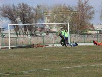 Süper Grup'ta haftanın maçı  Karapınar Belediyespor'un 2-1
