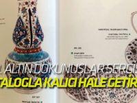 13. Altın Dokunuşlar Sergisi Katalogla Kalıcı Hale Getirildi