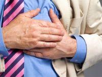 Ölümlerin yüzde 40'ı kalp damar tıkanmasından