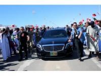 Emine Erdoğan, Moritanya'da Maarif Okulu'nu ziyaret etti