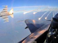 Irak'tan roketle saldıran PKK'lılara hava harekatı! Hepsi öldürüldü...