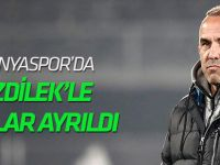 Atiker Konyaspor, Özdilek ile yollarını ayırdı