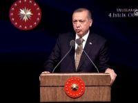 Erdoğan: 3 bin 400 teröristi etkisiz hale getirdik!