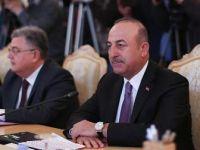 Dışişleri Bakanı Çavuşoğlu: Türkiye-ABD görüşmesi ertelenebilir