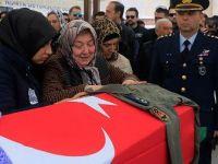 İran'daki uçak kazasında hayatını kaybedenlere veda