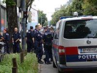 Avusturya'da polis güvenlik seviyesini yükseltti