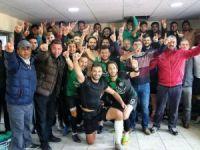 Şampiyon Karapınar Belediyespor