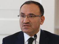 Başbakan Yardımcısı Bozdağ: AP'nin 'Zeytin Dalı' kararı Türkiye için yok hükmündedir