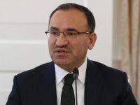 Başbakan Yardımcısı Bozdağ: Beş on yıl önceki bazı konuşmalar çıkarılıp çarpıtılıyor