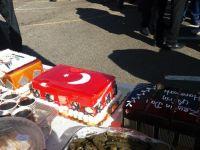 Seydişehir öğrencilerinden Zeytin Dalı Harekatı'na destek