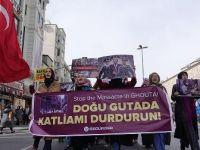 Özgür-Der Başkanı Kaya: Dünya 7 yıl boyunca zulmü seyretti ve seyretmeye devam ediyor
