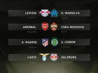 UEFA Avrupa Ligi çeyrek final eşleşmeleri