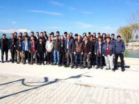 Konyalı öğrenciler, Beyşehir'i gezdi