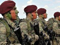 Özel Kuvvetler Afrin'de operasyona başladı...
