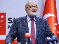 SP Lideri Karamollaoğlu ittifak için ön şartını açıkladı!