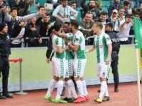 Konyasppor-2- Kayserispor:0