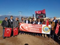 Zara KIYDEF'ten Zeytin Dalı Harekatına destek