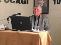Türk Ocağı'nda Çanakkale konuşuldu