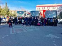 Seydişehirli öğrenciler Çanakkale'de