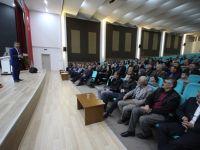 "Beyşehir'de ""18 Mart Çanakale Zaferi"" konferansı"
