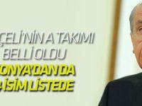 İşte MHP'yi seçimlere götürecek yeni yönetim kadrosu