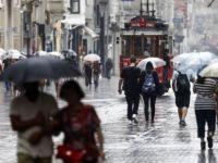 Meteoroloji'den videolu uyarı! Sağanak yağış geliyor / VİDEO