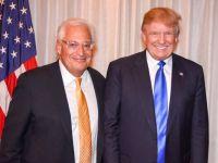 Filistin Devlet Başkanı Abbas'tan ABD Büyükelçisi'ne: İt oğlu it