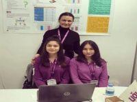 Uğurlu öğrenciler, TÜBİTAK Lise Öğrencileri Araştırma Projeleri Yarışması'nda birinci oldu