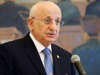 TBMM Başkanı Kahraman'dan Afrin açıklaması