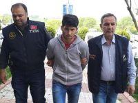 Türk bayrağına saygısızlık iddiasına tutuklama