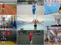 Down sendromlu sporcular engel tanımıyor