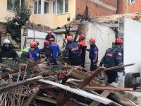 Bursa'da şiddetli patlama! Ölü ve yaralılar var... / VİDEO