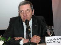Eski diplomat ve MHP Milletvekili Deniz Bölükbaşı hayatını kaybetti!