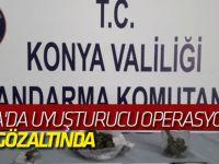 Konya'da Uyuşturucu Operasyonu: 7 Gözaltı