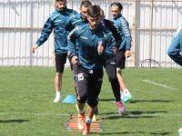 Anadolu Selçukspor'da Kırklarelispor maçı hazırlıkları sürüyor
