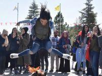 Selçuk Üniversitesi'nde nevruz coşkusu