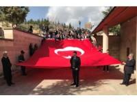 Öğrenciler ve şehit aileleri Eskişehir gezisinde buluştu