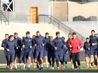 Osmanlıspor'da Konyaspor maçı hazırlıkları başladı