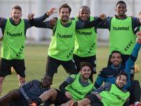 Konyaspor'da Osmanlıspor maçı hazırlıkları başladı