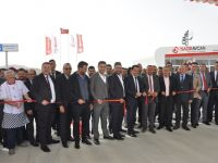 Nadir Avcan Petrol 13. istasyonunu Lâdik'te açtı
