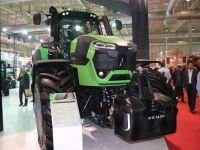 Konya Tarım Fuarında 'milyon'luk traktörler