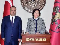 Danıştay Başkanı Güngör Konya'da