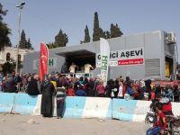 İHH'dan Afrin'de 10 bin kişilik sıcak yemek...